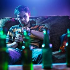 Withdrawing from alcohol addiction safely