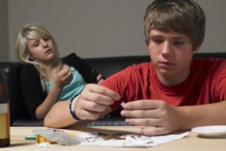 Is Getting Teenage Kicks Today A Direct Line To Drug Addiction?