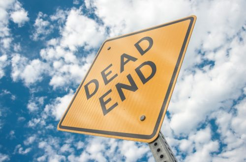 yellow-dead-end-sign-during-day-time-163728-500x330 Home